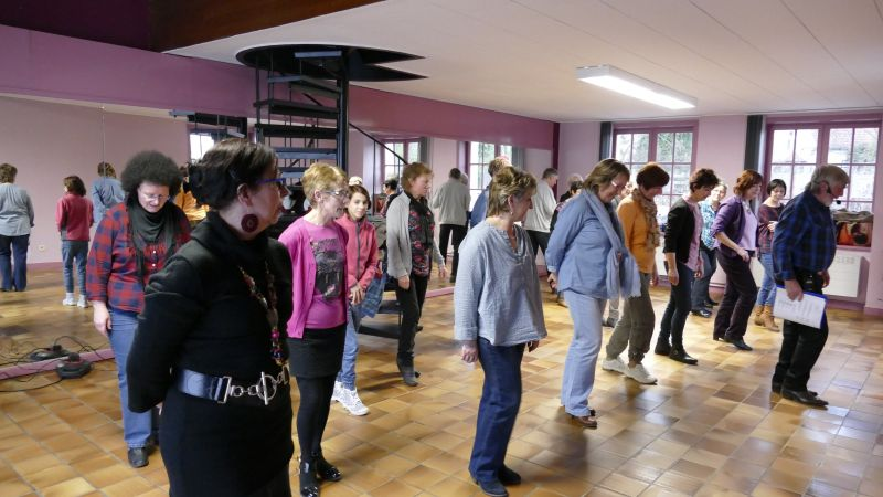 Danse Country et chorale